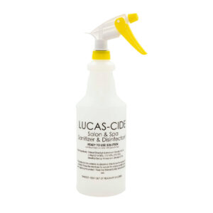 lucas-cide spray bottle